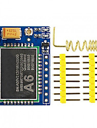 cheap -GPRS A6 Mini Serial GPRS GSM Module Core Developemnt Board