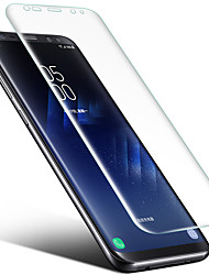 cheap -Screen Protector Samsung Galaxy for S8 Plus S8 TPU 1 pc Front Screen Protector 2.5D Curved edge High Definition (HD)