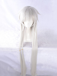 cheap -Cosplay Wigs Cosplay Cosplay Anime / Video Games Cosplay Wigs 100cm CM Heat Resistant Fiber Men's Women's