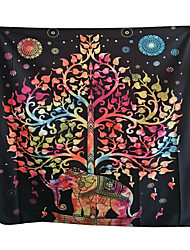 cheap -Elephant Printed Tapestries Decorative Indian Wall Carpet Tapesty