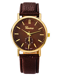 cheap -Women's Fashion Diamond Lovely Quartz Analog Leather Wrist Watch(Assorted Colors) Cool Watches Unique Watches