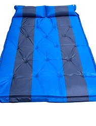Inflated Mat Sleeping Pad Moistureproof/Moisture Permeability Foldable Camping Traveling