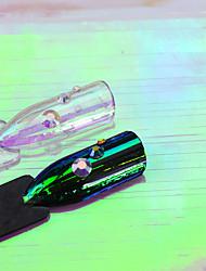 1pcs fashion brillant décoration nouvelle ongle art arc-en-ligne autocollant belle conception de couleur pour ongles art diy beauté 3