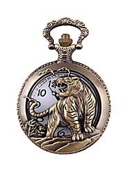 cheap -Men's Fashion Watch Wrist watch Pocket Watch Quartz Alloy Band Bronze