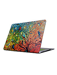 cheap -MacBook Case for Flower Oil Painting PVC New MacBook Pro 15-inch New MacBook Pro 13-inch Macbook Pro 15-inch MacBook Air 13-inch Macbook