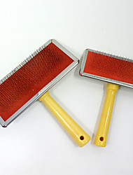 cheap -Cat Dog Brushes Grooming Health Care Cleaning Comb Brush Clipper & Trimmer Baths Portable
