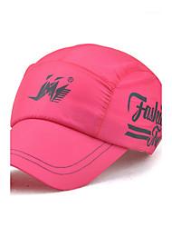 Unisex Men/Women's Cotton Baseball/Golf Cap Sun Hat Outdoors Sports Casual  Summer Breathable All Seasons White/Grey/Blue/Green/Fuchsia/Purple