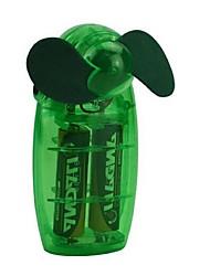 Недорогие -Маленький мини-портативный вентилятор креативный небольшой вентилятор с пластиковым вентилятором