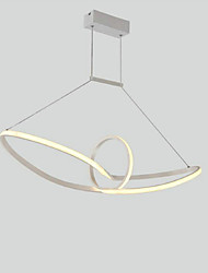 cheap -Pendant Light ,  Modern/Contemporary Traditional/Classic Painting Feature for LED Mini Style Designers AluminumLiving Room Bedroom Dining