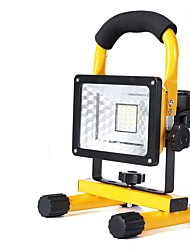 cheap -Lanterns & Tent Lights LED 1000 lm 1 Mode LED with Batteries Super Light Anglehead Emergency Camping/Hiking/Caving Everyday Use Hunting