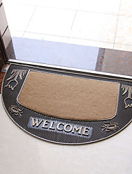 cheap -1 PC  The Creative Personality Of The Thickened Bedroom Door Mat Anti-skid Mat Carpet