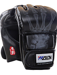 cheap -Boxing Gloves Boxing Bag Gloves Boxing Training Gloves for Boxing Muay Thai Fingerless GlovesKeep Warm Breathable Shockproof High