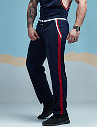 New Fashion Men's Casual Pants Leisure Men's Trousers Summer Homewear Long Pants for Men Sport Pants Athletic Running Pants SXC059