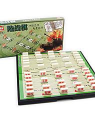 Недорогие -Настольная игра Шахматы Игрушки Игрушки Квадратный Игрушки Не указано Детские Куски