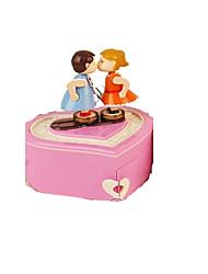 cheap -Music Box Heart Gift Kid's Adults Kids Gift Women's Girls'