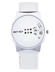 cheap -Fashion Creative Watches Casual Leather Women Wrist Watch Luxury Quartz Watch Relogio Feminino Gift Strap Watch