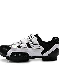 Обувь для велоспорта Муж. Воздухопроницаемый Пригодно для носки Горный велосипед Дорожный велосипед КожаПВХ Велосипедный спорт