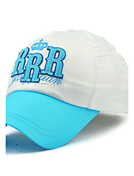 Unisex Men/Women's Cotton Baseball Cap Sun Hat Work Casual Quick/Rapid Drying Cap Summer All Seasons Pink/White/Grey/Blue/Green