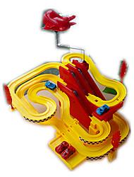 Недорогие -Игрушки Игрушки Электрический Автомобиль Игрушки пластик Куски Детские Мальчики Подарок