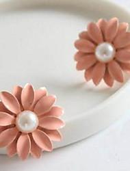 economico -Per uomo Per donna Orecchini a goccia Perle finte Classico Circolare Originale Pendente Animal Perle Cuore Geometrico Cerchio Amicizia