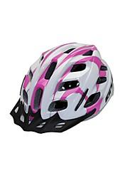 Недорогие -Детские Мотоциклетный шлем Велоспорт 18 Вентиляционные клапаны Съемный Дети/подростки Ультралегкий (UL) Горные велосипеды Шоссейные