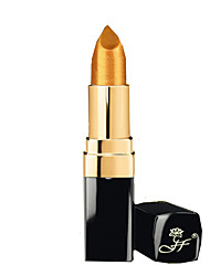 cheap -1Pcs Mermaid Kyi Ryukyu And Golden Lipstick Lipstick Lasting Moisturizing Aureate Eye Shadow