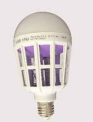 15W E27 LED Globe Bulbs 1500 lm White K AC85-265 V