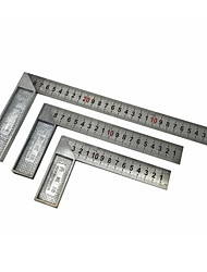 Great Wall® 150mm 90 Degree L Shape Stainless Steel Angel Ruler ToolOne Piece)