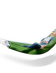 Недорогие -Naturehike 1 человек Гамак На открытом воздухе Компактность Складной Палатка для Пляж Походы На открытом воздухе холст