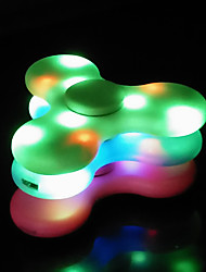 Spinner Speaker All'aperto Micro USB Bluetooth Mini Luce LED Bluetooth 4.0 altoparlanti bluetooth senza fili Verde Bianco Rosa scuro LED