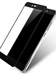 abordables -para Xiaomi redmi nota 4 cf no roto borde de la pantalla completa película de vidrio a prueba de explosión protector de pantalla adecuado