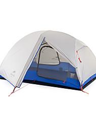 Naturehike 2 persone Tenda Doppio Tenda da campeggio Una camera Anti-pioggia per Campeggio Viaggi CM