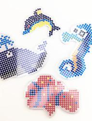 economico -Puzzle Giochi da disegno Gioco educativo Giocattoli Delfino Prodotti per pesci Cavallo Clown Animale marino Animali Fai da te Non