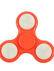 Fidget spinners hand Spinner Hračky Tri-Spinner Plast EDCStres a úzkost Relief Office Desk Toys Zbavuje ADD, ADHD, úzkost, autismus k