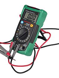 Mastech ms8233c multimètre numérique dmm mètre ac / dc courant de tension ohmètre avec testeur de continuité de diode de température