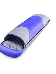 preiswerte -Shamocamel® Schlafsack Rechteckiger Schlafsack Enten Qualitätsdaune -35 -15 0°C warm halten Extraleicht(UL) 210X80 Camping Draußen