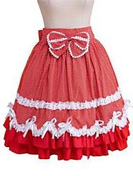 cheap -Sweet Lolita Dress Princess Women's Girls' Skirt Cosplay Sleeveless