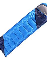 Schlafsack Rechteckiger Schlafsack Einzelbett(150 x 200 cm) 20 HohlbaumwolleX75 Camping Reisen warm halten