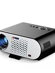 cheap -LCD Home Theater Projector 3200 lm Support 4K 35-280 inch Screen