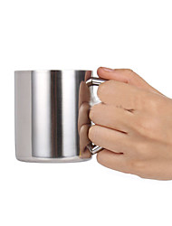 cheap -Drinkware Stainless Steel + A Grade ABS Daily Drinkware / Tumbler Travel / Boyfriend Gift / Girlfriend Gift 1 pcs / Coffee