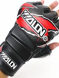 Sports Gloves Exercise Gloves Pro Boxing Gloves for Boxing Muay Thai Fingerless GlovesKeep Warm Ultraviolet Resistant Moisture