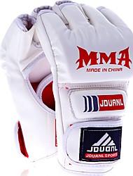 Недорогие -Боксерские перчатки Тренировочные боксерские перчатки для Бокс Без пальцев Дышащий Защитный