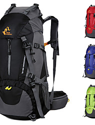 50 L Zaini da escursionismo Zainetti da alpinismo Bagagli Viaggi Duffel Coprizaino Organizzatore di viaggio zaino Zaino per escursioni