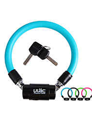 cheap -Bike Locks Cycling/Bike Ultra Light (UL) Zinc Alloy PVC
