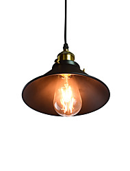 QSGD DT-16 Industrial Loft  Ceiling Lamp Fixture Pendant Light Bulb DIY Chandelier Decor