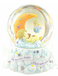cheap -Music Box Snow Globe Classic Kid's Adults Kids Gift Unisex