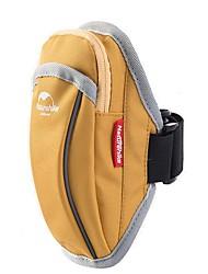 baratos -1L Faixa de Braço - Telefone, Multifuncional Acampar e Caminhar Amarelo