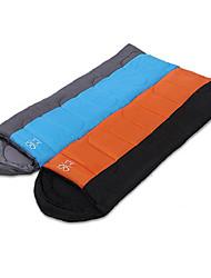 preiswerte -Schlafsack Rechteckiger Schlafsack -5°C warm halten Wasserdicht Extraleicht(UL) Atmungsaktivität 215 Camping Reisen Draußen Drinnen