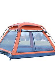 baratos -3-4 Pessoas Tenda Barraca com Tela de Proteção Único Barraca de acampamento Um Quarto Tenda Automática Resistente Raios Ultravioleta Á