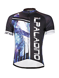 cheap -Breathable And Comfortable Paladin Summer Male Short Sleeve Cycling Jerseys DX745